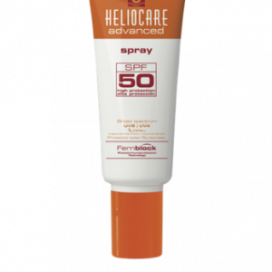 Heliocare Advanced Spray SPF 50 -aurinkosuojaspray vartalolle