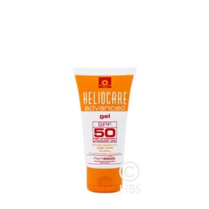 Heliocare Advanced Gel SPF50 -aurinkosuoja